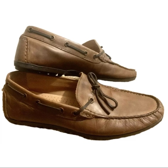 GBX Other - GBX Shoes Men's 9.5 Leather Loafers